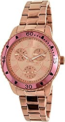 Invicta Women's Angel 21774 Rose-Gold Stainless-Steel Quartz Watch