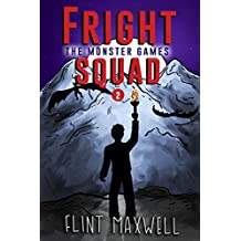 The Monster Games (Fright Squad Book 2)