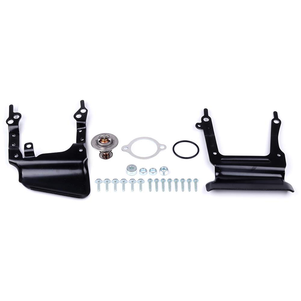 Scitoo 615 178 Replacement Intake Manifold Kit For 1996 Mercury 5tp8tmercurycougaralternatorbeltdiagram2000mercury 2000 Ford Lincoln Town Car Cougar Grand Marquis 46l Automotive