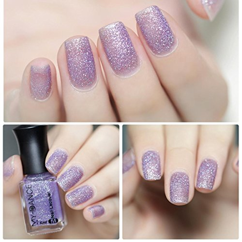 Amazon.com : Clearance Sale! Gel Nail Lacquer Polish for Teen Girls Women, Iuhan Gel Nail Manicure 6ml Fashion Ice Smoothies Series Long Lasting Nail Polish ...