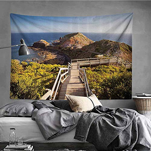 AndyTours Bedroom Tapestry,House Decor,Home Decorations for Bedroom Dorm Decor,70