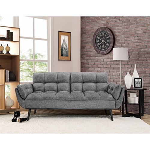 Solutions Sofa Sleeper Lifestyle (Westport Home Cdc-2PC-DG-Set Carly Convertible Sofa)