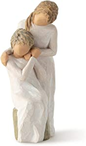 Willow Tree Loving My Mother, Sculpted Hand-Painted Figure