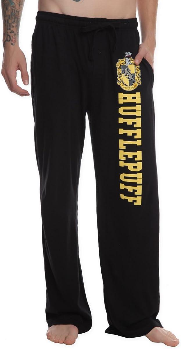 Hot Topic Harry Potter Hufflepuff Guys Pajama Pants