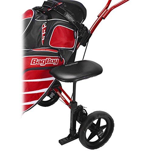 Bag Boy Golf- Cart Seat Bag Boy Push Cart