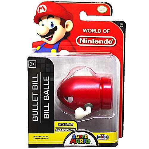 Red Bullet Bill Exclusive Super Mario 2.5