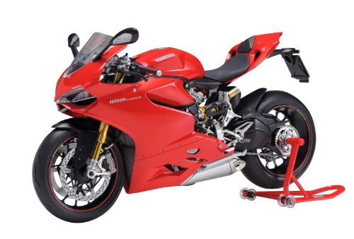 Tamiya Ducati 1199 Panigale S - 1/12 Scale Model Kit 14129 from Tamiya