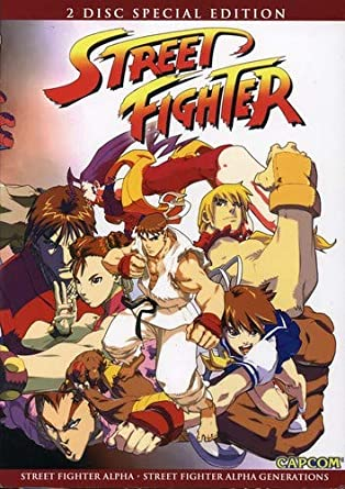 Amazon Com Street Fighter Alpha Street Fighter Alpha N A