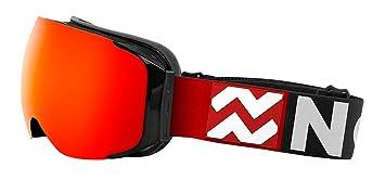 NORTHWEEK Magnet Redwood - Gafas de Sol de Nieve para ...