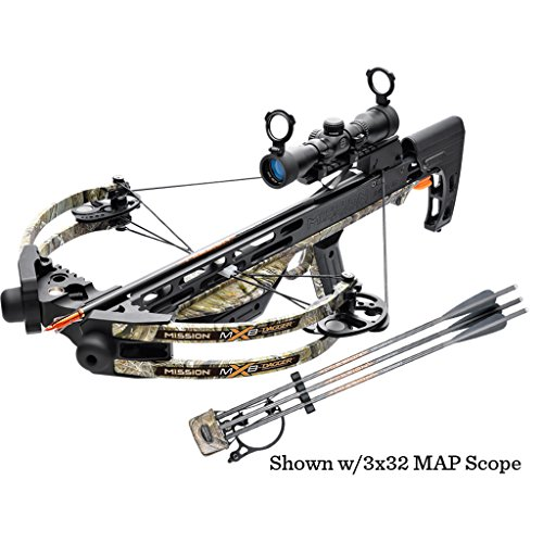 Mission MXB Dagger Crossbow Lost Camo AT with Pro Hunter Kit