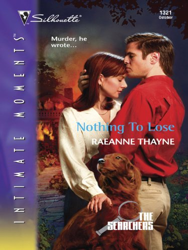 Nothing to Lose (THE SEARCHERS Book 2)