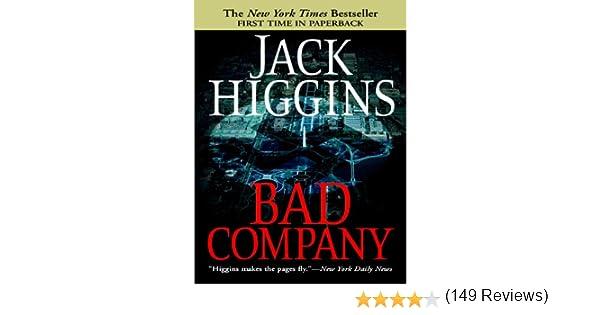 Bad company sean dillon kindle edition by jack higgins bad company sean dillon kindle edition by jack higgins literature fiction kindle ebooks amazon fandeluxe Epub