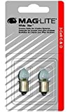 maglite mini bulb - MAGLITE LWSA301 Replacement Lamp for 3-C Cell/D-Cell Flashlight