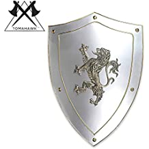 Heraldic Royal Lion Middle Ages Shield