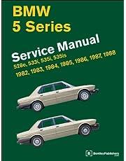 BMW 5 Series (E28) Service Manual: 1982-1988