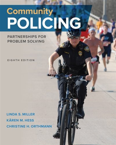 Community Policing: Partnerships for Problem Solving cover