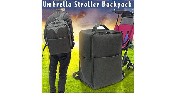 Teekit Umbrella Stroller Backpack Bag with Shoulder Strap Storage Case for GB Pockit 2S 3 3S 3C Travel