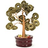"Oriental Furniture 4"" Chinese Coin Money Tree"