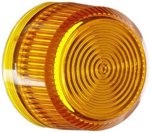 Eaton 10250TC19N Plastic Lens For Indicating Lights, Amber (Indicating Light)
