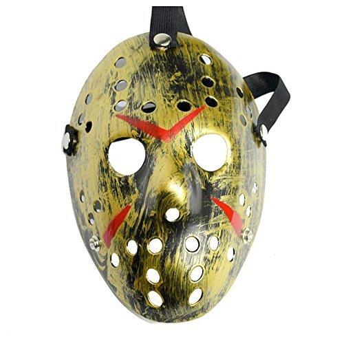 Cosplay Costume Mask Halloween Party Cool Mask ixaer Cool Jason Mask Costume