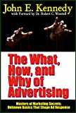 The What, How, and Why of Advertising: Unknown Basics That Shape Ad Response (Masters of Marketing Secrets Book 13)