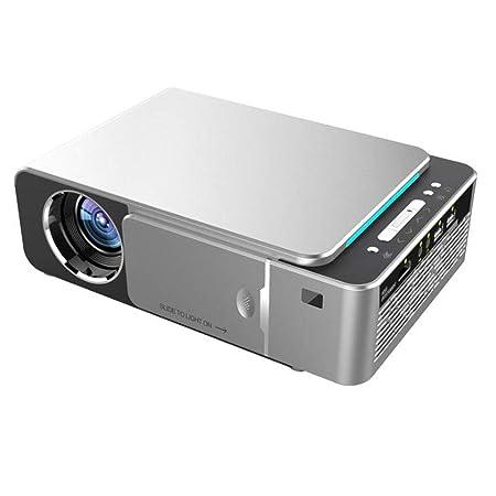 Proyector de vídeo, proyector portátil de cine en casa 200 ...