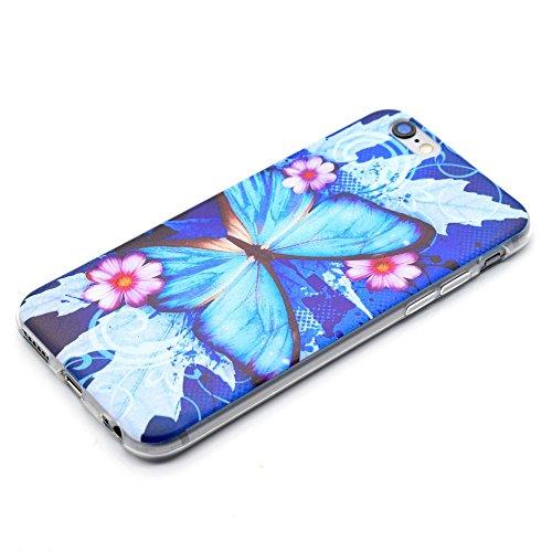 "HYAIT® For IPHONE 6 PLUS 5.5"" [XXG 17V3]Scratch-Proof Ultra Thin Rubber Gel TPU Soft Silicone Bumper Case Cover -BKI07"