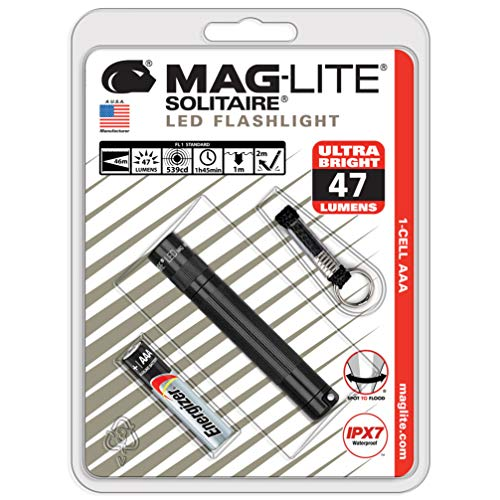 Maglite Solitaire LED 1-Cell
