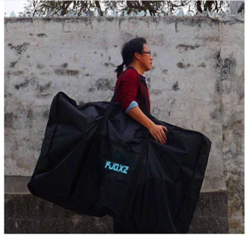 Generic Bike Travel Bag Bicycle Bag 2 in 1 by Generic (Image #3)