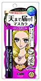 Isehan Kiss Me heroine make | Mascara | Long & Curl & SUPER WATER PROOF Mascara 01 Jet Black 6g by Ise half