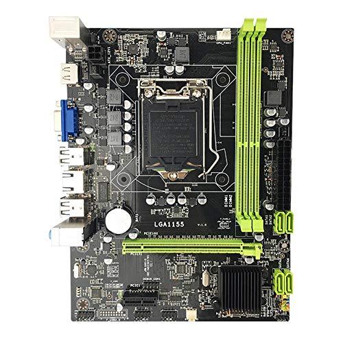 U-smile Computer Motherboard Socket DDR3 LGA 1155 Pins CPU Port USB3.0 B75 M-ATX for Intel