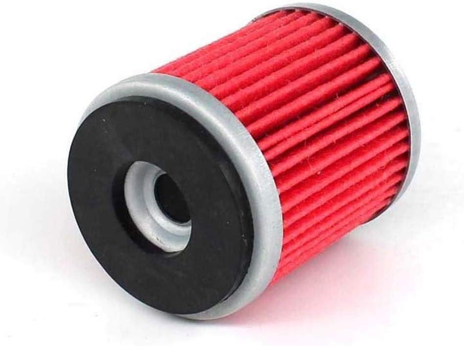 AISEN Lot de 2 filtres /à huile pour Yamaha WR125 R 2009-2015 YZF R125 5D71 RE061 2008-2015 WR125X WR 125X 2009-2015