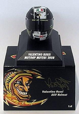 CASCO AGV DE VALENTINO ROSSI GP MOTEGI08