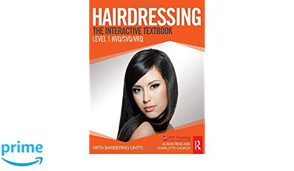 Hairdressing level 1 the interactive textbook charlotte church hairdressing level 1 the interactive textbook charlotte church alison read 9780415528665 amazon books fandeluxe Images