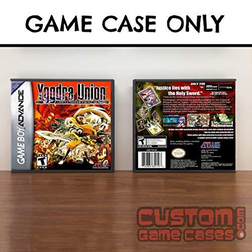 - Gameboy Advance Yggdra Union - Case