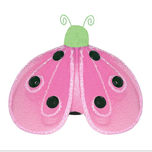 Wall Pink Decorations Ladybug - Bugs-n-Blooms Nylon Ladybug Medium 8