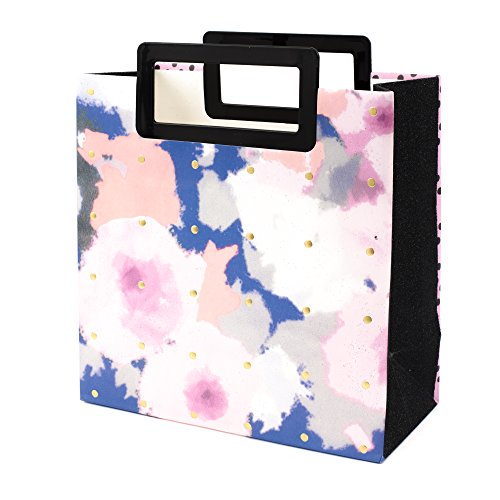 - Hallmark Signature Large Gift Bag (Bold Abstract Floral)