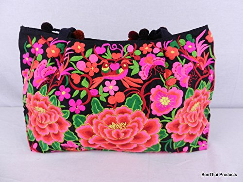 BenThai Products, Borsa tote donna Multicolore multicolore Large