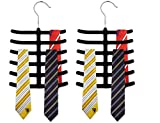 Hanger for neckties, scarves. Regulations. 12 rows.