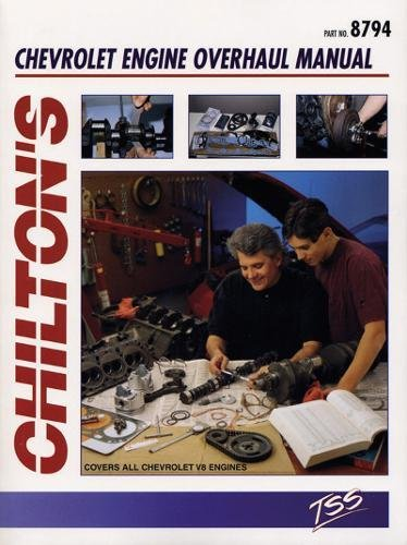 Chevy Engine Overhaul (Haynes Repair Manuals)