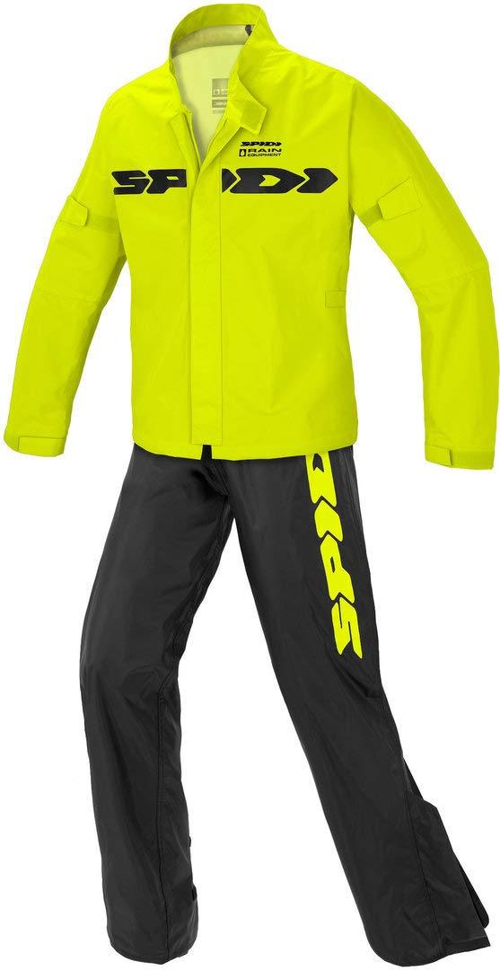 Spidi Sport Rain Kit 2-Teiler Motorrad Regenkombi XL