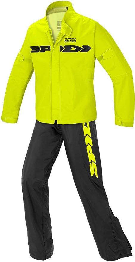 Spidi Sport Rain Kit - Traje de lluvia para moto (2 piezas ...