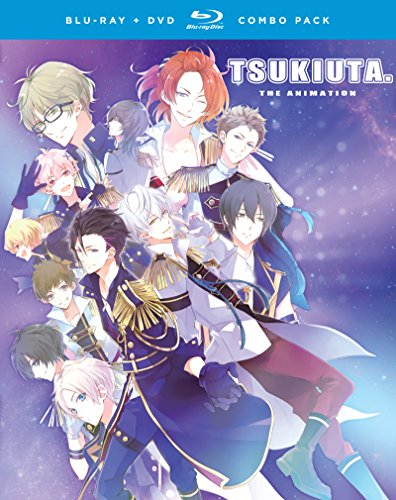 Tsukiuta. The Animation: The Complete Series (SUB Only) (Blu-ray/DVD Combo)