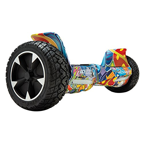 hoverfly terrain hover board solid
