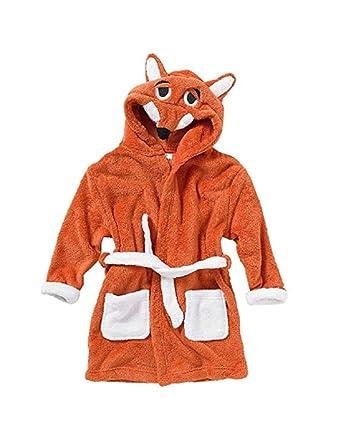 6ca068eac Kids Childrens Boys Girls Fluffy Fleece Onesie Or Robe Character Dress Up  Suit Age 2 3 4 5 6 7 8 9 10 11 12 Years Unicorn Rabbit Monkey Dinosaur  Dalmation ...