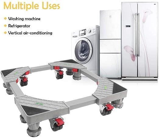 JINGMEI Soporte De Refrigerador Telescópico Ajustable Gabinete De ...