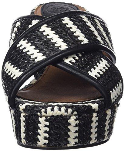 black Tacco Nero Aperta Gioseppo Donna Scarpe 44371 Col Punta Px6O8S