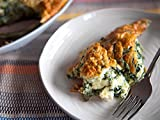 Spinach Goat Cheese Soufflé