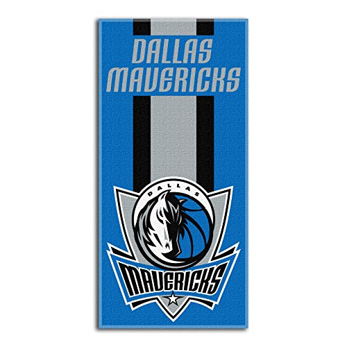 Northwest NBA Dallas Mavericks Beach Towel, 30 X 60 Inches