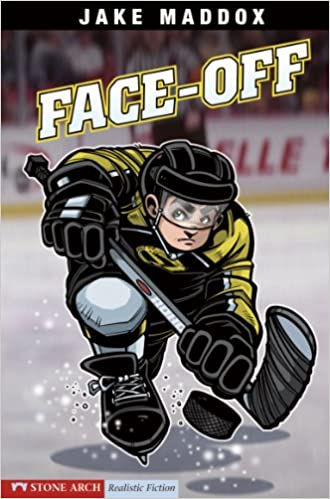 Face-Off: 0 (Jake Maddox Sports Stories)